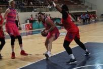 ZILAN - Türkiye Kadınlar Basketbol Ligi Açıklaması Yalova VIP Açıklaması 107 - Mersin BŞB Gelişim Açıklaması 80