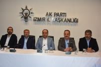 AYDIN ŞENGÜL - AK Parti İzmir'de Temayül Yoklaması Başladı