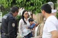 İTALYAN - Antalya'da Emekli İtalyan Doktora Kapkaç Şoku