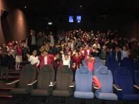 Bingöl'de 170 Öğrenci Sinema İle Tanıştı