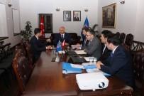 KADINLAR PAZARI - Büyükşehirde Proje Mesaisi Başladı