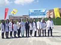 DÜ'de Dünya Sağlık Haftası Etkinliği