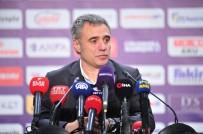 ERSUN YANAL - Ersun Yanal Açıklaması 'Galatasaray'ı Şampiyonluktan Ettik'
