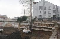 CAN GÜVENLİĞİ - Heyelan Bir Mahalleyi Sokakta Bıraktı