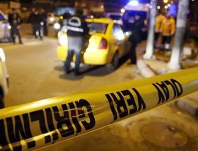 İzmir'de silahlı saldırı! Yaralılar var