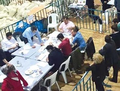 Maltepe'de oyların sayımında son durum