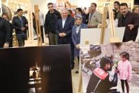MUSTAFA YAMAN - Mardin'de Polisler Fotoğraf Sergisi Açtı