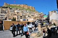 MUSTAFA YAMAN - Mardin'e Turist Akını