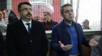 CAN GÜVENLİĞİ - (Özel) Bursa'da Heyelan Bir Mahalleyi Sokakta Bıraktı