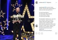 MABEL MATİZ - Powertürk Müzik Ödülleri'ne Mabel Matiz Damga Vurdu