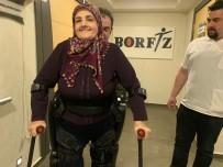 FİZİK TEDAVİ - Robotik Cihazla Yeniden Yürüdü
