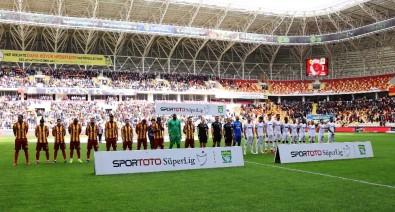 Spor Toto Süper Lig Açıklaması E. Yeni Malatyaspor Açıklaması 1 - Aytemiz Alanyaspor Açıklaması 1 (İlk Yarı)