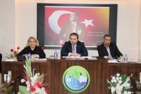 Akseki Belediye Başkanı Özkan, Muhtarlarla İlk Toplantısını Yaptı