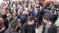 BAŞBAKAN YARDIMCISI - ATÜB İle Belarus Kırıkkale'de Traktör Fabrikası Kurdu