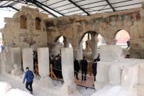 Ayasofya Müzesi İle Yaşıt Olan Kilise Turizme Kazandırıldı