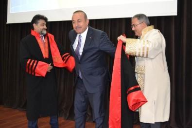 Bakan Çavuşoğlu Açıklaması 'Tarihini Unutmak İsteyenlerden Tarih Dersi Alacak Değiliz'