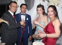 BEYAZ EŞYA - Başkan Öküzcüoğlu Nişan Yüzüğü Taktı