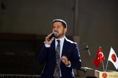 Belediye Başkanı Rasim Arı, 'Üniversitede İlk Adım' Etkinliğine Katıldı