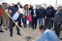 SAĞLIK ÇALIŞANI - Bin 800 Fidan Kayseri Şehir Hastanesi Yüksek Güvenlikli Adli Psikiyatri Hastane Kampüsünde Toprakla Buluştu