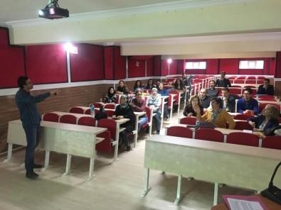 Burhaniye Halk Eğitim Merkezi'nde Oryantasyon Kursu Açıldı