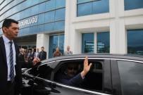 VEDA TÖRENİ - Bursa İl Emniyet Müdürü Osman Ak Veda Etti