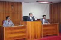 İSMAIL ÜNAL - Çan Belediyesi  İlk Meclis Toplantısını Gerçekleştirdi