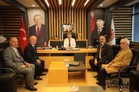 CUMHURİYET HALK PARTİSİ - Deveci Açıklaması 'Kapımız Herkese Açık'
