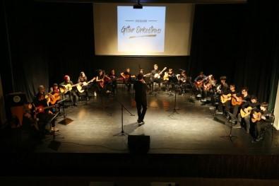 Eskişehir Gitar Orkestrasından Muhteşem Konser