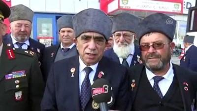 Gazi Oldukları Kıbrıs'a 45 Yıl Sonra Gittiler