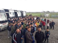 TÜRK HAVA KURUMU - Gençler İnönü'ye Hayran Kaldı