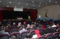 Gönen Stajyer Öğretmenlerle Toplantı Yaptı