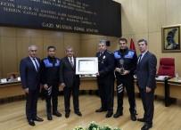 TOPLUM DESTEKLI POLISLIK - Hakkâri İl Emniyet Müdürlüğü 'Kurul Özel Ödülü'ne Layık Görüldü