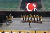 MEHMET AKİF ERSOY - Halk Oyunlarının Yıldızları Denizli'de Belirlendi