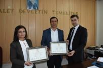 NUSAYBİN BELEDİYE - HDP'den Nusaybin Belediye Başkanı Seçilen Nergiz, Mazbatasını Aldı