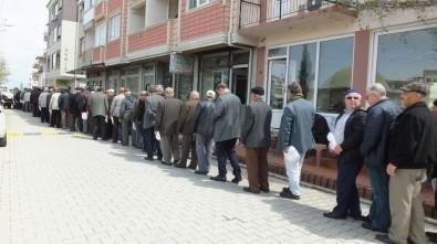 İsmail Coşar Burhaniye'de Mevlit Okudu