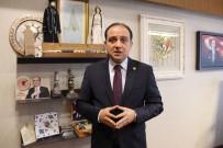 AYDIN ŞENGÜL - İzmir AK Parti'nin Yeni İl Başkanı İçin Gözler Genel Merkezde
