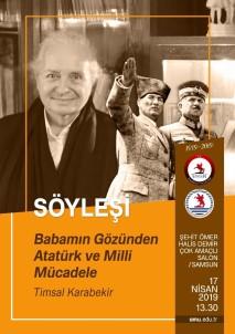 Kazım Karabekir'in Evladından Açıklaması 'Babamın Gözünden Atatürk Ve Millî Mücadele'