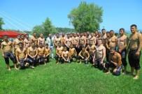 ŞÜKRÜ SÖZEN - Manavgat 8'İnci Yağlı Pehlivan Güreşleri Başlıyor