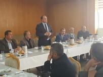 MHP'de İstişare Toplantısı