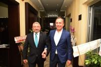 SAMIMIYET - Milletvekili Ceylan'dan Aşgın'a Hayırlı Olsun Ziyareti