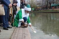 Nasreddin Hoca Porsuk Çayına Maya Çaldı