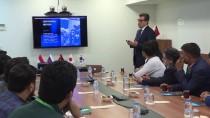 İSLAM İŞBİRLİĞİ TEŞKİLATI - Pakistan Ulusal Gençlik Konseyi'nden AA'ya Ziyaret