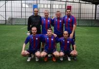 AÇIKÖĞRETİM FAKÜLTESİ - Personel Futbol Turnuvasında Şampiyon SKS