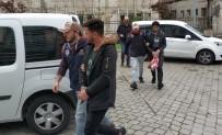 IRAK - Samsun'da DEAŞ'tan 2 Iraklı Adliyede