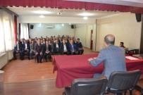 Sason'da Köylere Hizmet Götürme Birliği Toplantısı Yapıldı