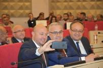 YEREL SEÇİMLER - Şehzadeler Belediyesi Yeni Dönemin İlk Meclis Toplantısını Yaptı