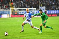 ERZURUMSPOR - Spor Toto Süper Lig Açıklaması BB Erzurumspor Açıklaması 0 - Akhisarspor Açıklaması 0 (İlk Yarı)