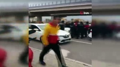 Taraftardan Göztepeli Futbolculara Suç Duyurusu
