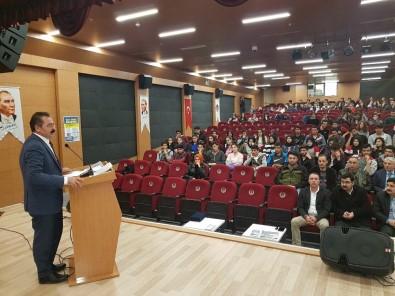 Tuşba'da 'Öğrenme Yolculuğunda Başarı Rehberi' Semineri Düzenlendi