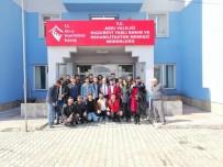 BİRİNCİ SINIF - Üniversite Öğrencileri Çocuk Evleri Sitesinde Ve Huzurevinde Etkinlikler Düzenledi